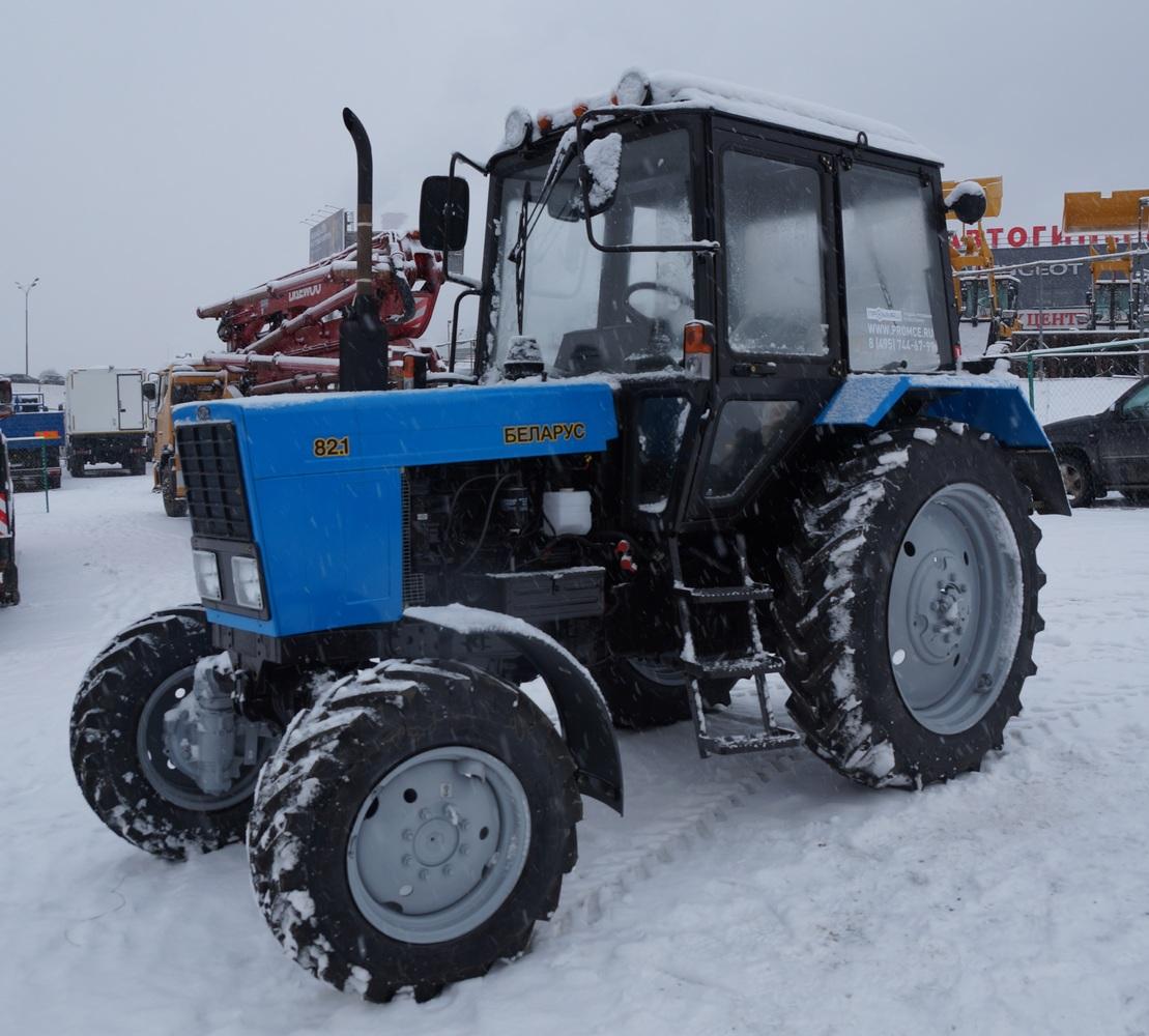 Трактор МТЗ 82.1 Декабрь 2017 Минская сборка