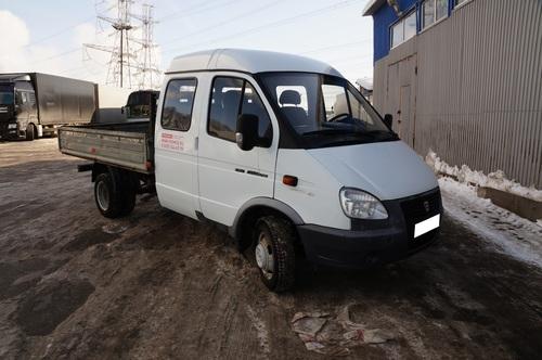 Грузовой борт ГАЗ-330232