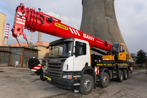 Автокран 40 тонн на шасси КАМАЗ