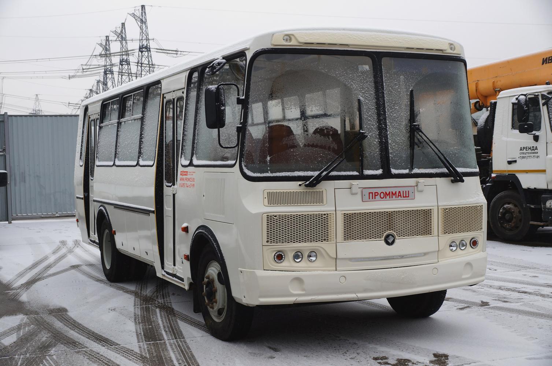 Продается бу автобус ПАЗ 4234-04