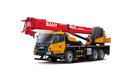 Автокран Palfinger Sany STC160 16 т