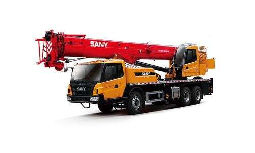 Автокран Palfinger Sany STC250T4 25 т