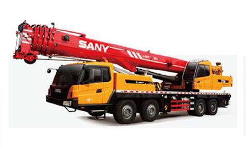 Автокран Palfinger Sany STC600S 60 т