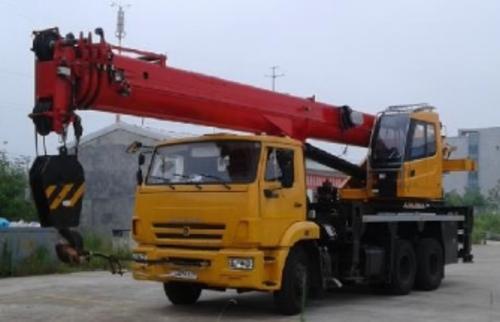 Автокран Palfinger Sany КС5572А-61 32 т, 32 м, на КАМАЗ-65115