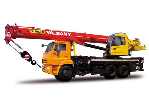 Автокран Palfinger Sany КС5573А-261 35 т, 32 м 6х6
