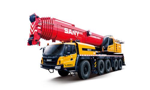 Автокран вездеход Palfinger Sany SAC2200S 220 т 68 м