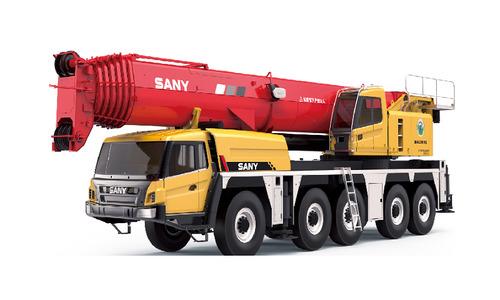 Автокран вездеход Palfinger Sany SAC2500S 250 т 73 м