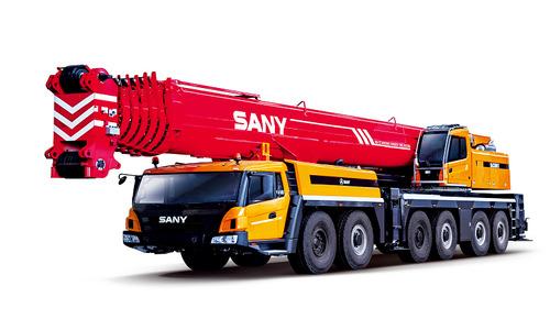 Автокран вездеход Palfinger Sany SAC3000S 300 т 81 м