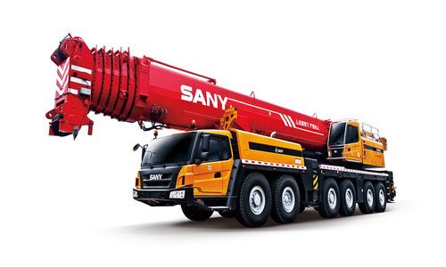 Автокран вездеход Palfinger Sany SAC3500S 350 т 70 м